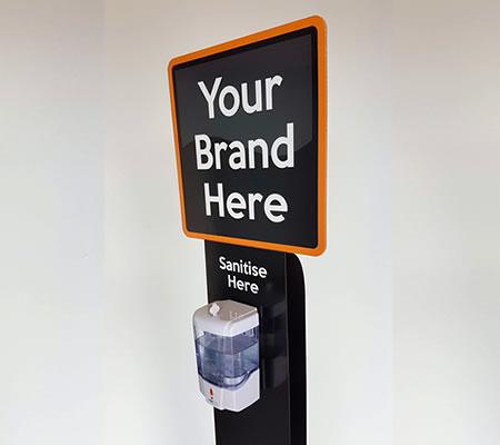 Header for Branding